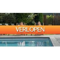 Voordeeluitjes.nl: Wellness Hotel Spabron Hesselerbrug