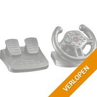 Trust GXT 570 compact vibration racing wheel