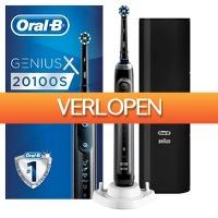 Plein.nl: Oral-B Genius X 20100S elektrische tandenborstel