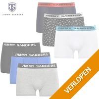 3-pack Jimmy Sanders boxershorts