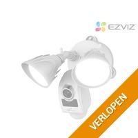 Ezviz Floodlight LC1 slimme Full-HD beveiligingscamera