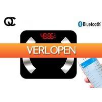 DealDonkey.com: FlinQ Bluetooth Weegschaal