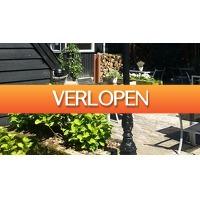 Voordeeluitjes.nl: Boutique Hotel en Boerderij restaurant De Gloepe