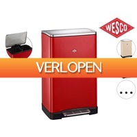 iBOOD.be: Wesco Big Double Boy  36 liter