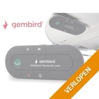 Gembird BTCC-03 Multipoint Bluetooth carkit