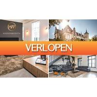 SocialDeal.nl 2: Overnachting(en) voor 2 in een kasteel in Maastricht