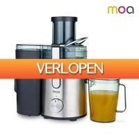 DealDigger.nl 2: MOA Sap centrifuge/juicer