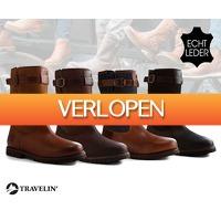 Voordeelvanger.nl 2: Travelin' lederen laarzen