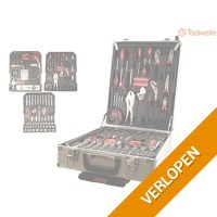 Toolwelle Platinum Edition gereedschapstrolley