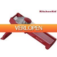 iBOOD Home & Living: KitchenAid Mandoline groentesnijder set KG310