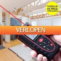 DealDigger.nl 2: Nauwkeurige laser afstandsmeter