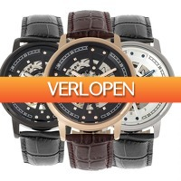 Watch2day.nl: Reign Belfour Skeleton Automatics