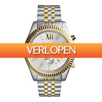 Watch2Day.nl 2: Michael Kors Lexington MK8344 herenhorloge
