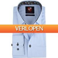 Suitableshop: Suitable Wesley overhemd