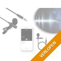 Microfoon voor smartphone of tablet