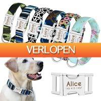 CheckDieDeal.nl: Gepersonaliseerde hondenhalsband