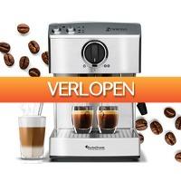 Telegraaf Aanbiedingen: TurboTronic Zespresso koffiemachine TT-CM15