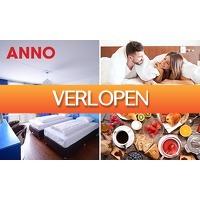 SocialDeal.nl 2: Overnachting voor 2 + ontbijt in hartje Almere