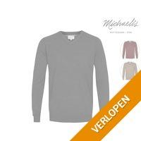 Michaelis pullover met V-Hals
