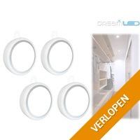 4 x DreamLED draadloze sensor LED-lamp | USB