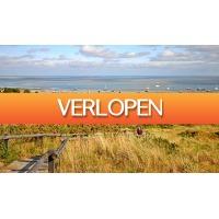 ActieVandeDag.nl 2: 4 dagen Vlieland incl. ontbijt