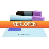 Betersport.nl: Focus Fitness Yoga starter set