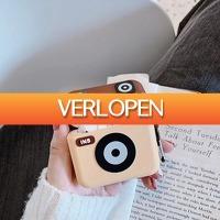 CheckDieDeal.nl: Siliconen bescherm hoesje voor Apple AirPods