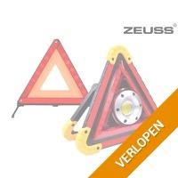 2 x Zeuss gevarendriehoek