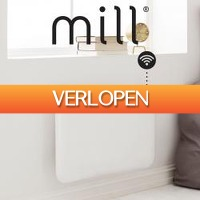 One Day Only: Mill paneelverwarming met WiFi NE600WIFI