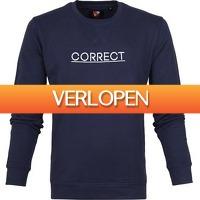 Suitableshop: Suitable sweater Correct
