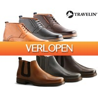 Groupdeal 2: Travelin' herenschoenen London of Chelsea