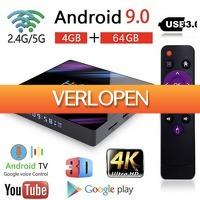 Dennisdeal.com 2: Android TV Box Android 9.0 mediaspeler