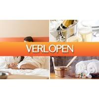 SocialDeal.nl 2: Overnachting voor 2 + fles cava + drankje in Hooglede