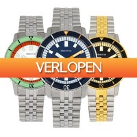 Watch2Day.nl 2: Heritor Edgard Diver Automatics herenhorloge HERHR910