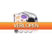 ActieVandeDag.nl 2: 5-in-1 massagesysteem