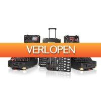 VakantieVeilingen: Veiling: Wolfgang 320-delige gereedschapskoffer