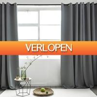 DealDigger.nl: Verduisterende en isolerende gordijnen