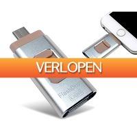 Voordeelvanger.nl 2: 4-In-1 flash drive
