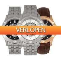Watch2Day.nl 2: Reign Dantes Skeleton horloge