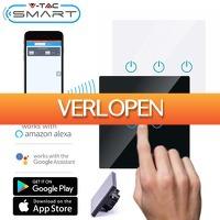 6deals.nl: WiFi aan/uit schakelaar of dimmer