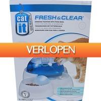 Plein.nl: Catit Design Senses waterbak