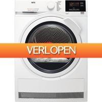 EP.nl: AEG T7DBNP612 SensiDry warmtepompdroger