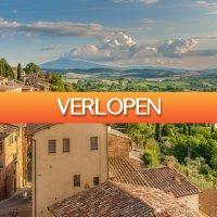 D-deals.nl: Hoogtepunten van Italie tijdens deze 19-daagse autorondreis Grand Tour Italie o.b.v. halfpension
