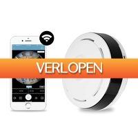 Voordeelvanger.nl 2: Fisheye IP WiFi camera