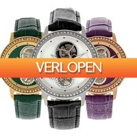 Watch2Day.nl 2: Empress Tatiana open heart automatics | EMPEM29