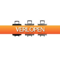 ActievandeDag.nl 1: Verschillende gereedschapskoffers