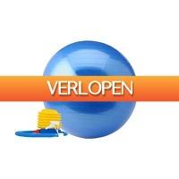 Betersport.nl: Focus Fitness gym ball 75 cm