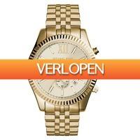 Watch2day.nl: Michael Kors Lexington Chronograph MK8281