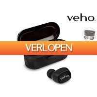 iBOOD Electronics: Veho True Wireless in-ear oordopjes