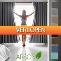 One Day Only: Larson verduisterende gordijnen